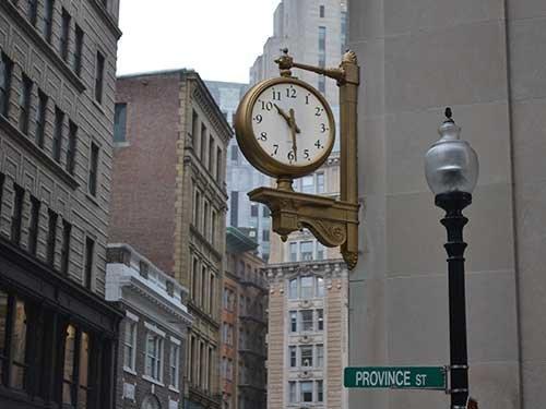 Tower Clock Repair 24 School Street Electric Time Company